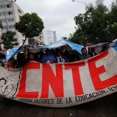 AMLO se reunirá con líderes de CNTE y SNTE el próximo lunes