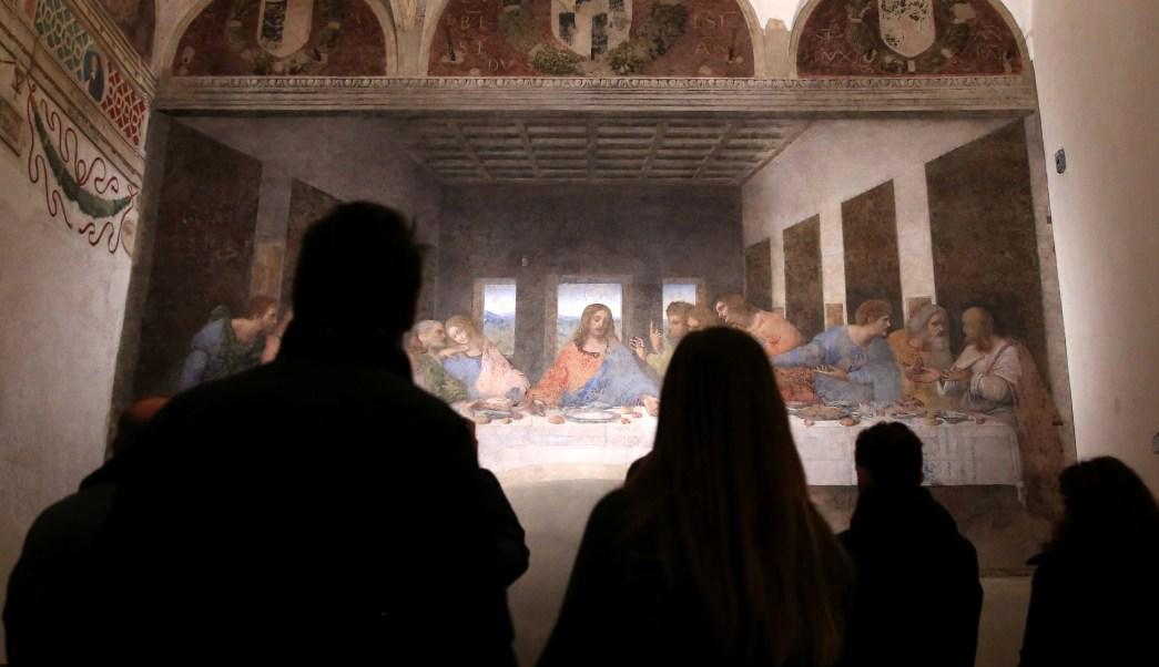 foto Cuánto cuestan las pinturas de Leonardo da Vinci 15 noviembre 2016