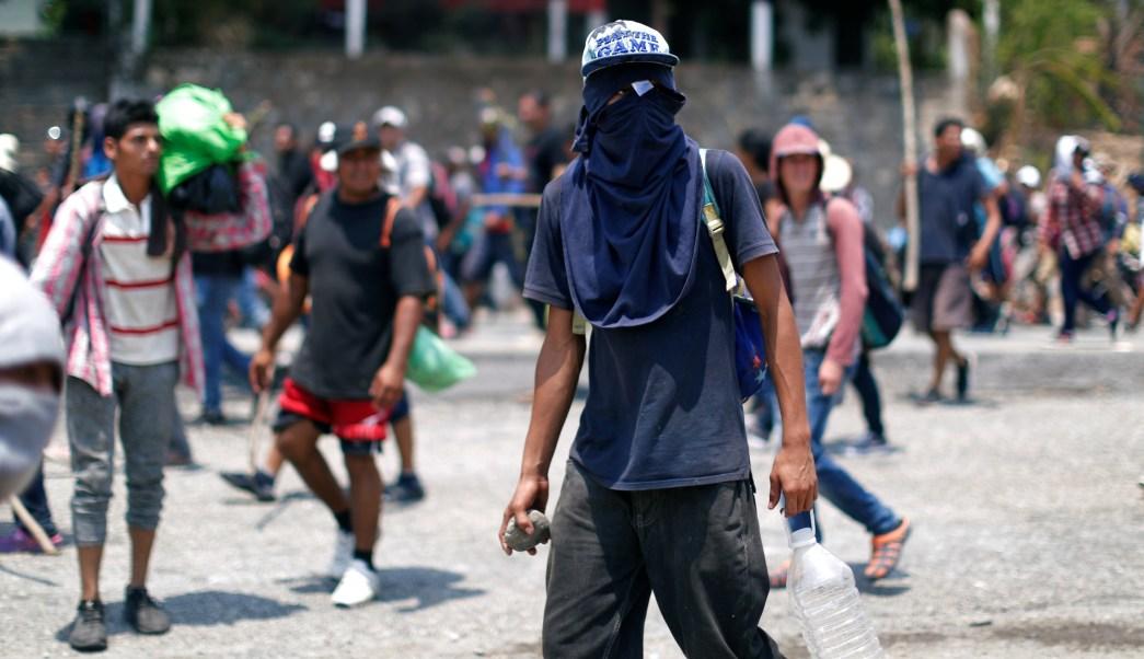Se fugan más migrantes de instalaciones del INM en Chiapas