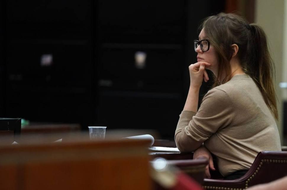 A pesar de lo revelado después de su captura y durante su juicio, 'Anna Delvey' aún cuenta con miles de seguidores en Instagram (AFP)