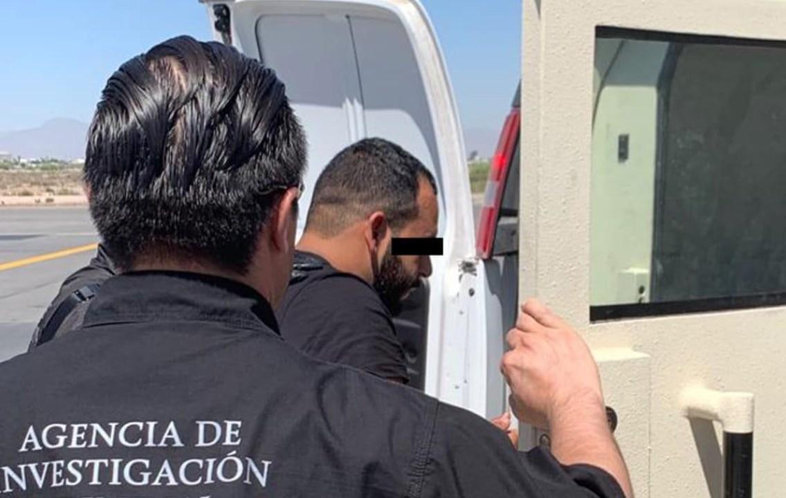 Trasladan a 'El 8', ahijado de 'El Mencho', al penal de Durango
