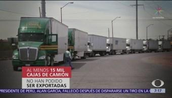 FOTO: Aduana en Chihuahua trabaja en Semana Santa, 18 abril 2019