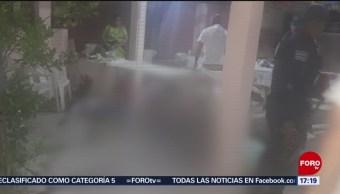 FOTO: Ajustan a 13 cifra de muertos en ataque a Minatitlán, 20 ABRIL 2019
