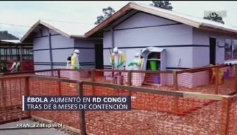 Foto: Alerta Mega Brote Ébola África Crisis 5 de Abril 2019