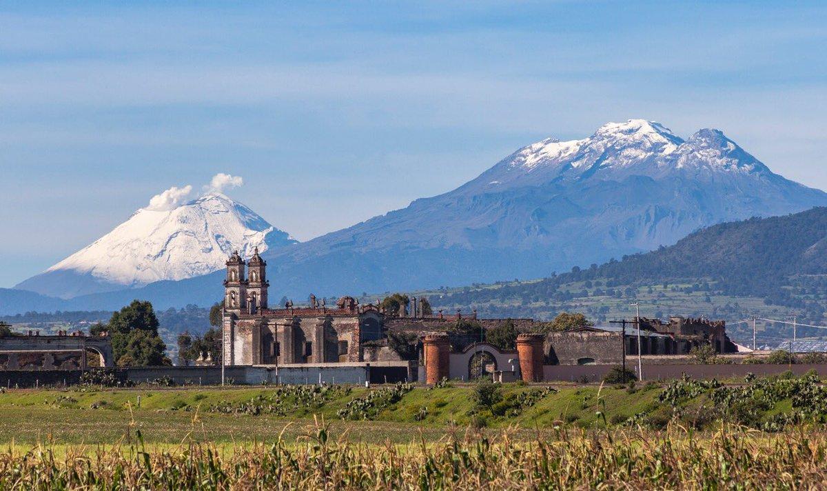 Foto Alertan a municipios de Hidalgo por cercanía al volcán Popocatépetl 5 abril 2019