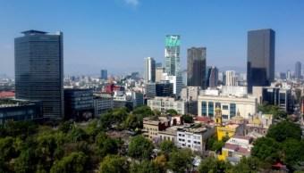 Foto: El Servicio Meteorológico Nacional (SMN) prevé una temperatura máxima hasta 30 grados en la Ciudad de México este fin de semana, abril 13 de 2019 (Notimex)