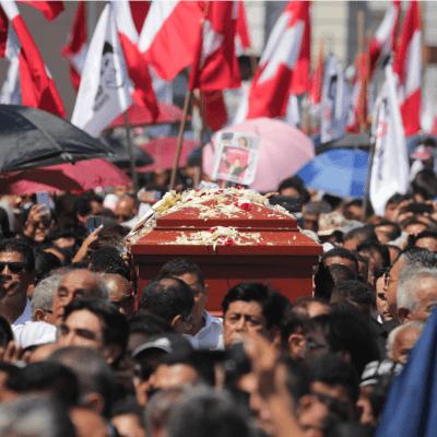 Alan García se suicidó para 'no sufrir injusticias'; dejó una carta