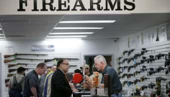 FOTO AMLO: Estados Unidos debe aumentar control sobre venta de armas (AP septiembre 11 2018 california)