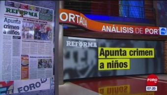 Análisis de las portadas nacionales e internacionales del 23 de abril del 2019