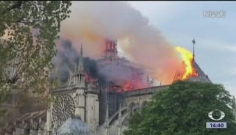 Foto: Años de trabajo para reconstrucción de Notre Dame