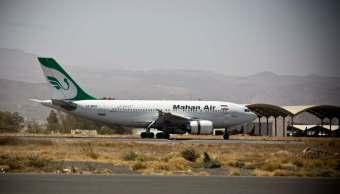 foto Aerolínea iraní realiza primer vuelo directo a Venezuela 2 noviembre 2016