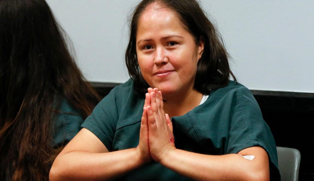 foto Condenan a cadena perpetua a mexicana que mató a su familia en EU 7 julio 2017