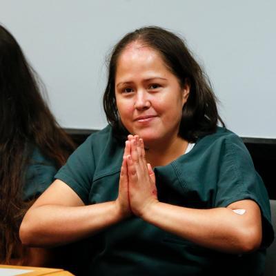 Condenan a cadena perpetua a mexicana que mató a su familia en EU