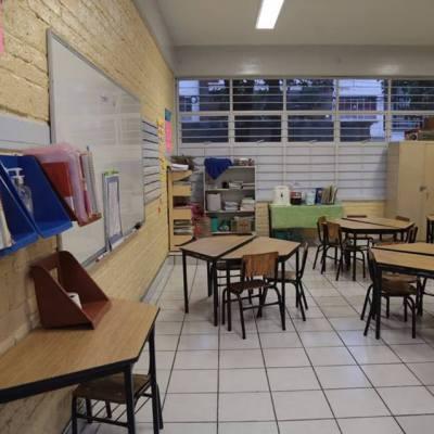 Alumnos son asaltados dentro de una primaria