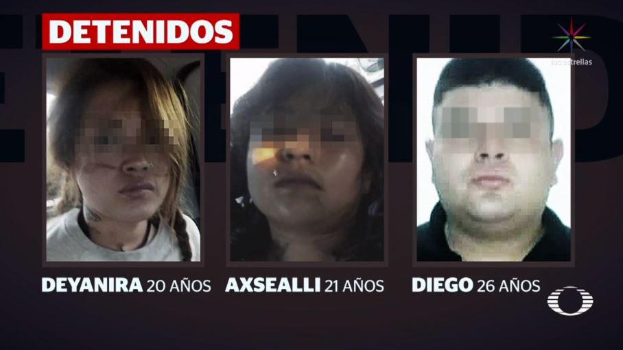 Asaltan combi en Ecatepec y ahora sí los detienen