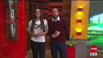Así arranca Expreso de la Mañana con Esteban Arce del 25 de abril del 2019