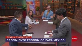 Foto: Baja proyección de crecimiento económico para México