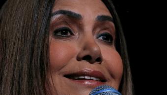 FOTO Beatriz Gutiérrez estrena canción con Tania Libertad en Spotify (AP abril 2017)