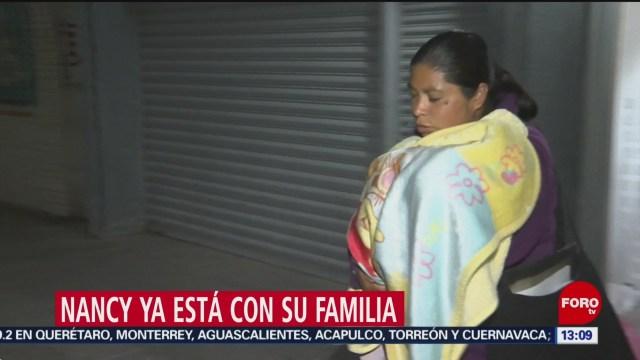 Foto: Bebé robada en Hospital General de México ya se encuentra con su familia