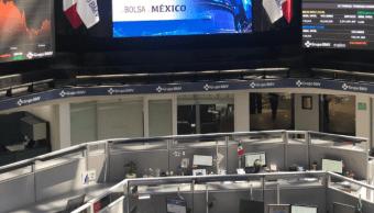 Bolsa Mexicana revierte pérdidas y gana 0,24 por ciento