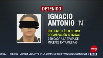 FOTO: Cae en Playa del Carmen implicado en red de prostitución, 6 de abril 2019