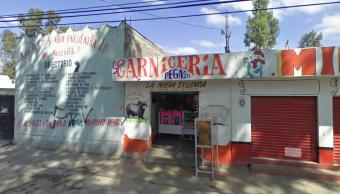 Carnicero Mata Perro En Chalco, Carnicero Acuchilla Perro, Carnicero Mata A Perro, Maltrato Animal, Perros, Chalco