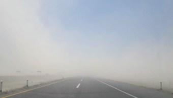 Foto: cierran tramo de autopista Guadalajara-Colima, 16 de abril 2019. Twitter @PCJalisco