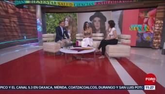 Cassandra Sánchez habla de la carrera contra el cáncer colorectal