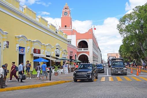 Foto: Se registra apagón en la península de Yucatán, 5 de abril 2019. Getty Images