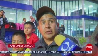 FOTO: Choque en Calzada de Tlalpan de 25 heridos, 21 ABRIL 2019