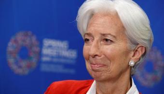 Foto Christine Lagarde viajará a México para reunirse con autoridades 11abril 2019