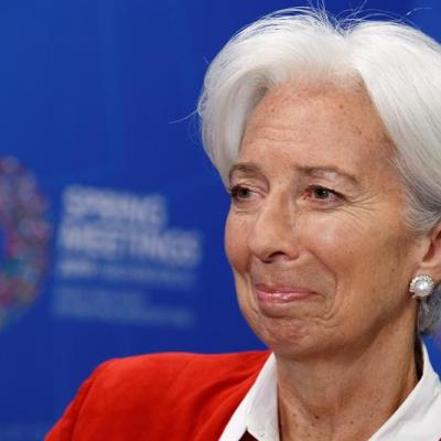 Christine Lagarde visitará México a finales de mayo para reunirse con autoridades