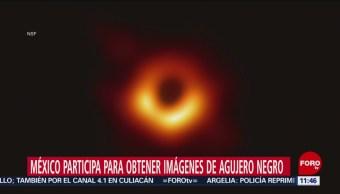 Científicos mexicanos participaron en proyecto para captar agujero negro