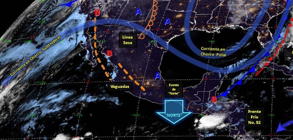 Foto: Imagen de Fenómenos Meteorológicos Significativos de las 06:00 horas, 20 abril 2019