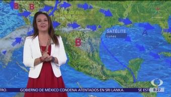 Clima Al Aire: Persiste calor en gran parte de México