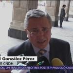 CNDH pide a AMLO mando civil en la Guardia Nacional