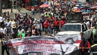 Morena pide a la CNTE que apoye la reforma educativa
