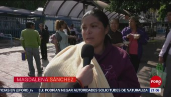 FOTO: Confirman que detenida en Nezahualcóyotl robó a la bebé Nancy, 19 ABRIL 2019