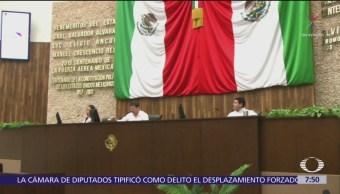 Congreso de Yucatán vota contra el matrimonio igualitario