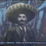 Foto: Conmemoran el centenario luctuoso de Emiliano Zapata