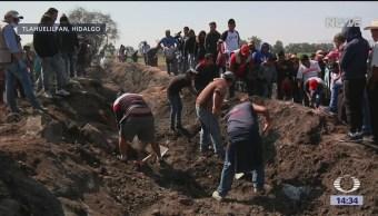Foto: Daños Irreversibles Tlahuelilpan Explosión Hidalgo 3 de Abril 2019