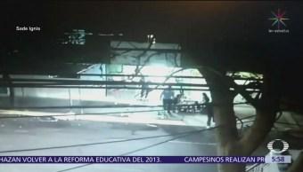 Delincuentes cometen doble robo en la zona de Aragón