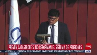 Foto: Demandan reestructura de sistema de pensiones en México