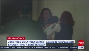 FOTO: Denuncia ciudadana, clave para localizar a bebé Nancy Tirzo, 18 ABRIL 2019