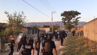 Detienen a líder del Mocri, en Chiapas
