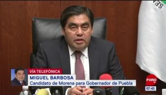Desmiente Barbosa compra ilícita de casa en la Condesa, en CDMX
