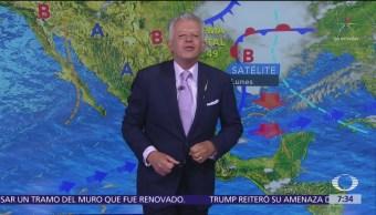 Despierta con Tiempo: Lluvias intensas en el sureste de México