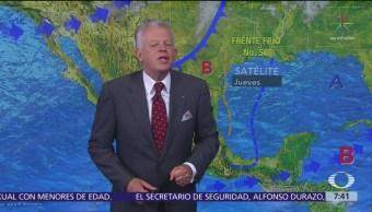 Despierta con Tiempo: Vientos fuertes y tolvaneras en el norte