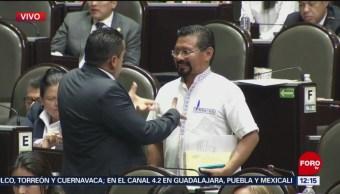 Diputados aprueban retirar fuero al diputado Cipriano Charrez