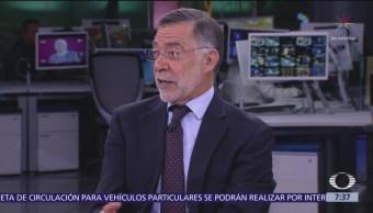 Discusión de la reforma educativa, análisis de René Delgado